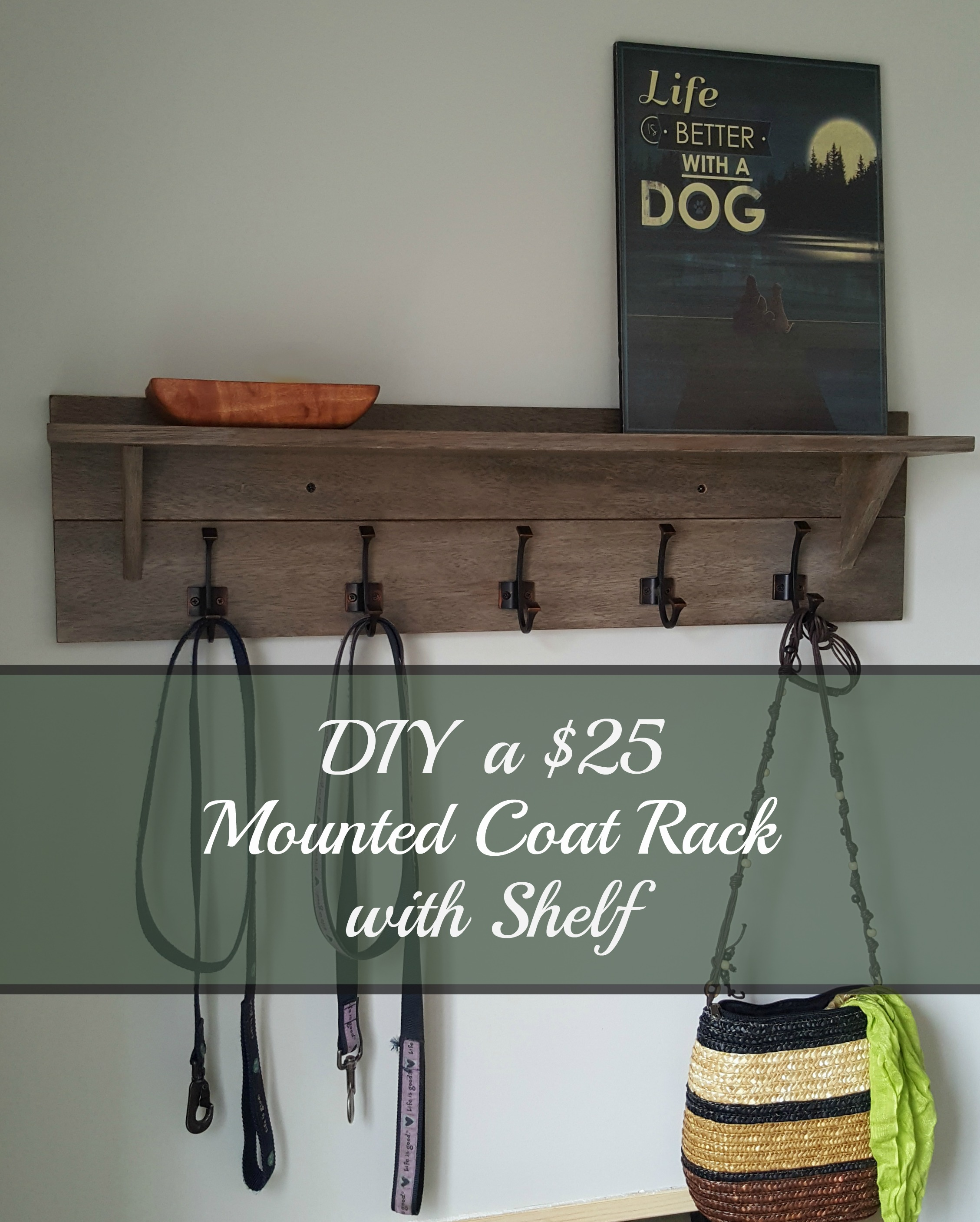 mounted mudroom mountain shelf entryway by coat wood hanger pin wall series with hooks rocky decor rack