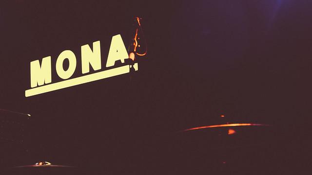 Mona - The Lexington - London - 19.01.2017