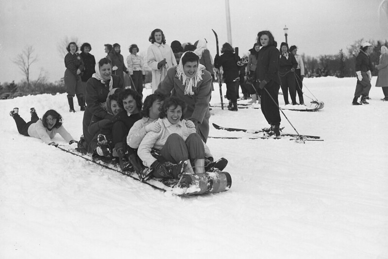 Winter Sports Co-Ed Class