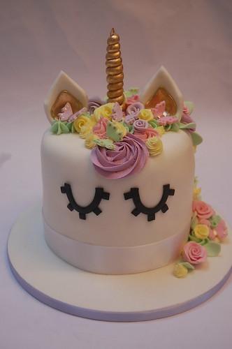 Iconic Unicorn Cake Beautiful Birthday Cakes