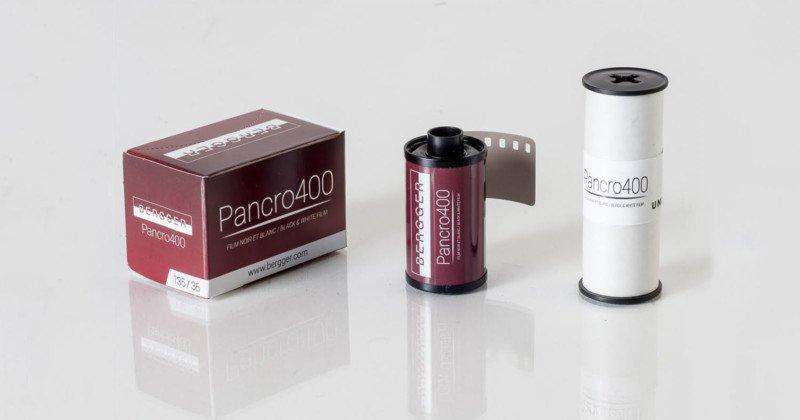 BERGGER dévoile le Pancro400 : Un nouveau film noir et blanc 400 ISO