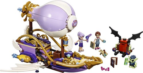 Aira's Airship & the Amulet Chase 41184 - set