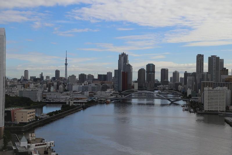 InterContinental Tokyo Bay, Japan