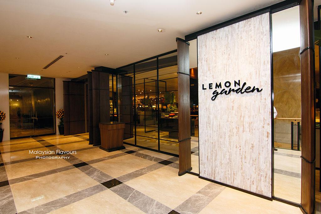 Lemon garden shangri la hotel kl brand new look buffet for Design hotel cheras