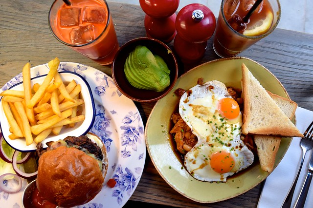 Sunday Brunch at Village East, Bermondsey | www.rachelphipps.com @rachelphipps
