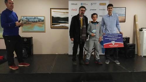 Campeonato Gallego Alevín y Cadete 2017
