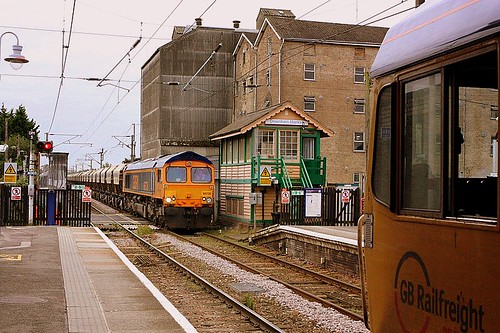 Crossing At Downham Market Gbrf 66735 Approaches Downham M Flickr