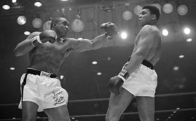 Historystack Muhammad Ali Vs Sonny Liston February 25 1964