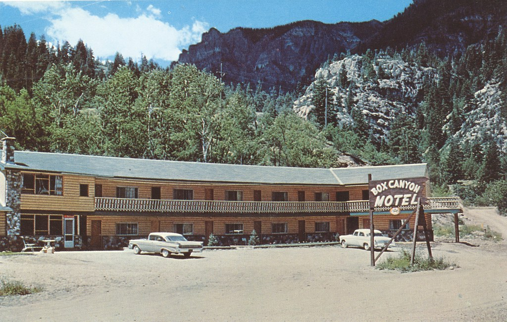Box Canyon Motel - Ouray, Colorado
