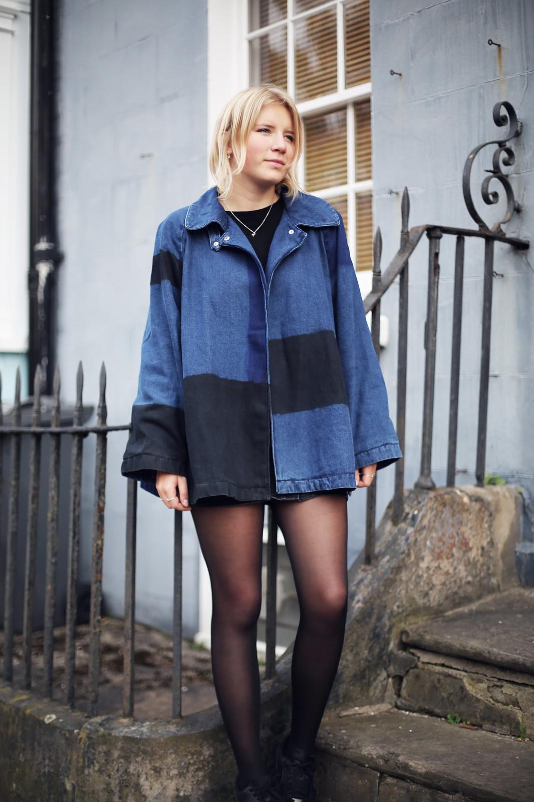 Waven jacket