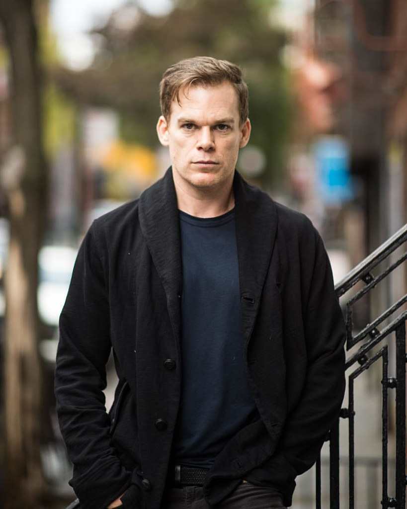 Michael c hall is in a play by david bowie named lazarus flickr opening michael c hall is in a play by david bowie named lazarus opening m4hsunfo