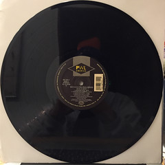 ED O.G & DA BULLDOGS:BUG-A-BOO(RECORD SIDE-B)