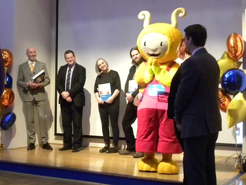 Nick Sharratt, Alison Murray, Ross Collins and Bookbug