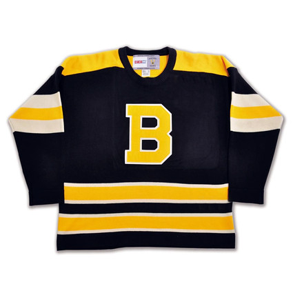 Boston Bruins 1950-51 F jersey