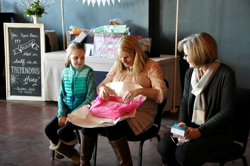 Opening Gifts @ Mt. Hope Chronicles
