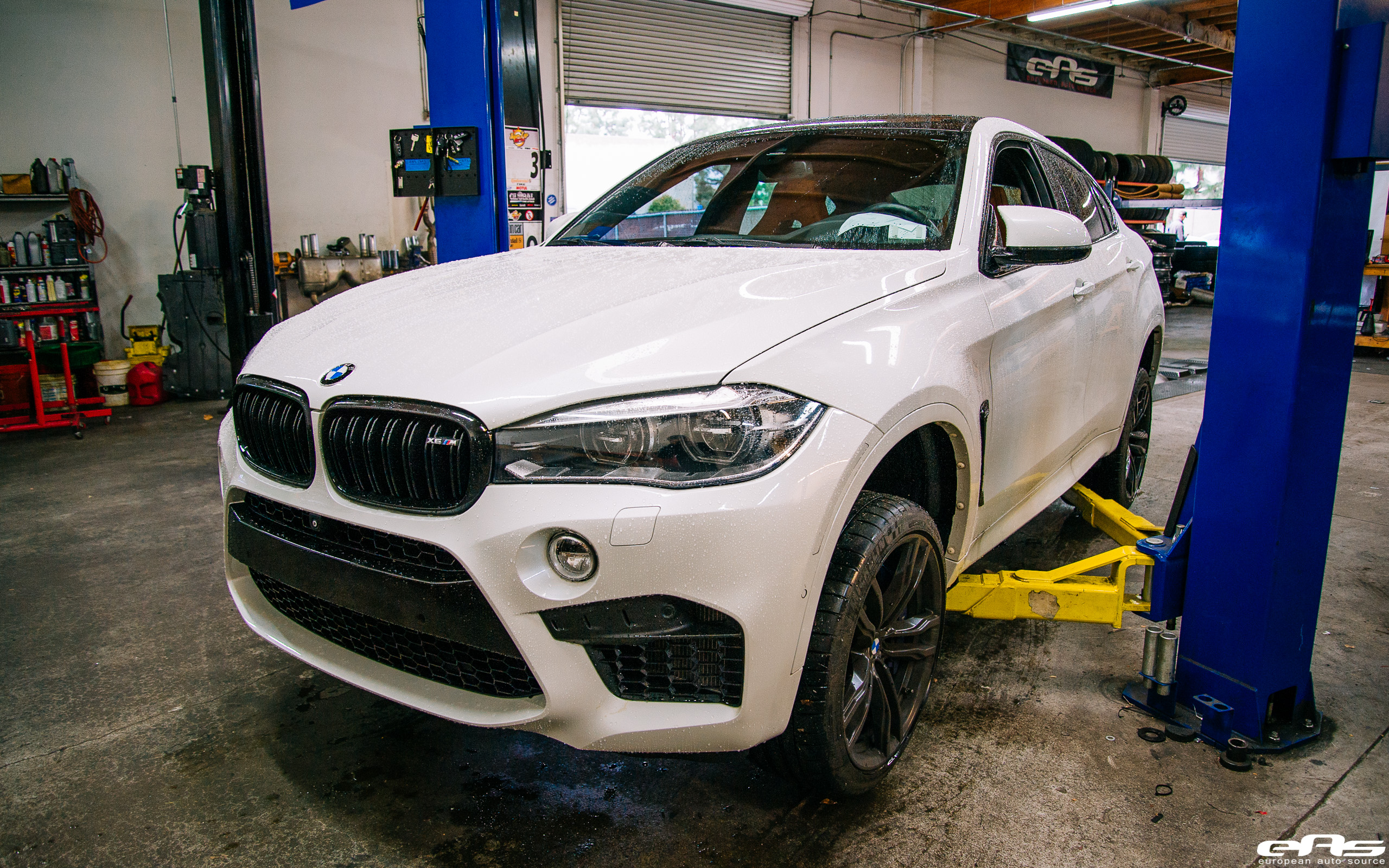 2014 5 bmw x5 m amp x6 m f85 f86 page 5 - Eisenmann Performance Exhaust System Race Sound With 102mm Quad Tips Ind M Performance Front Grille Set Ind M Performance Side Grille Set