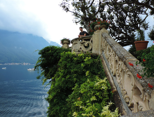 Finding Naboo: Villa del Balbianello, Lake Como, Italy