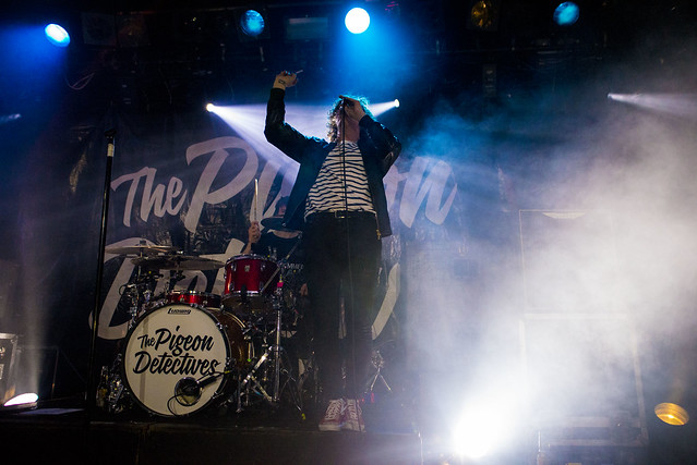 The Pigeon Detectives - The Leadmill - 07/03/17