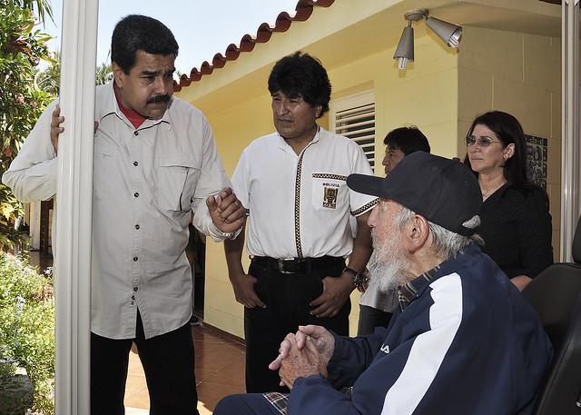 89. Geburtstag von Fidel
