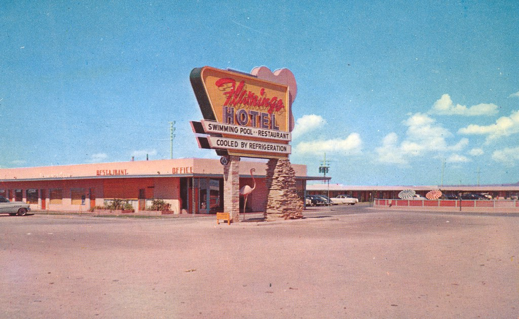 Flamingo Hotel - Yuma, Arizona