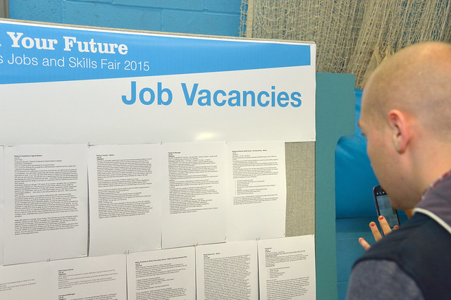 Jobs & Skills Fair 2016