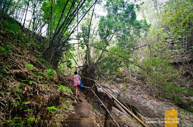 Pam Bok Falls Pai Thailand