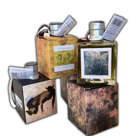 art olive oil, gift, regalos