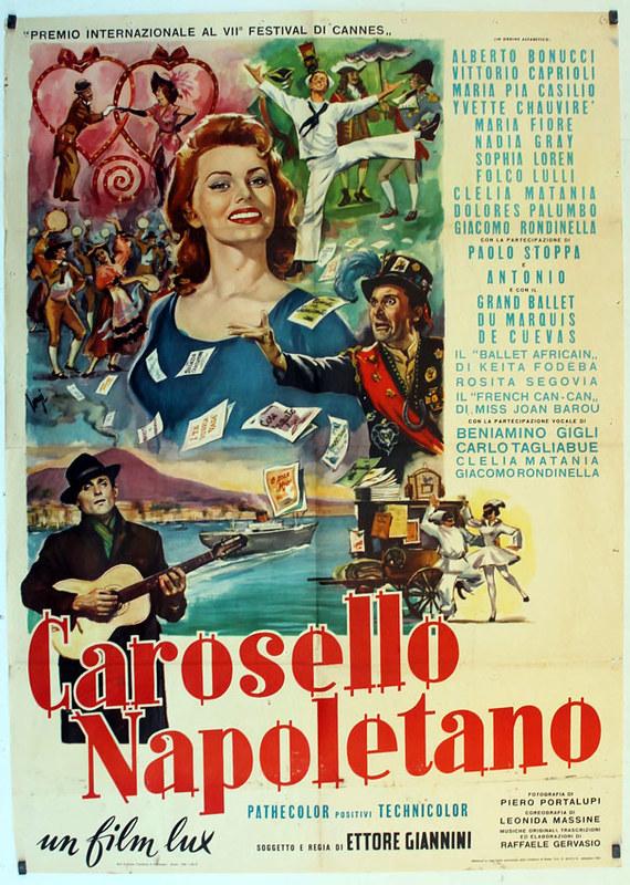Carosello Napoletano - Poster 4