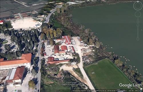 Δ. Ιωαννιτών: Απομάκρυνση εργοταξίου από τη λίμνη και δημιουργία νέων εγκαταστάσεων