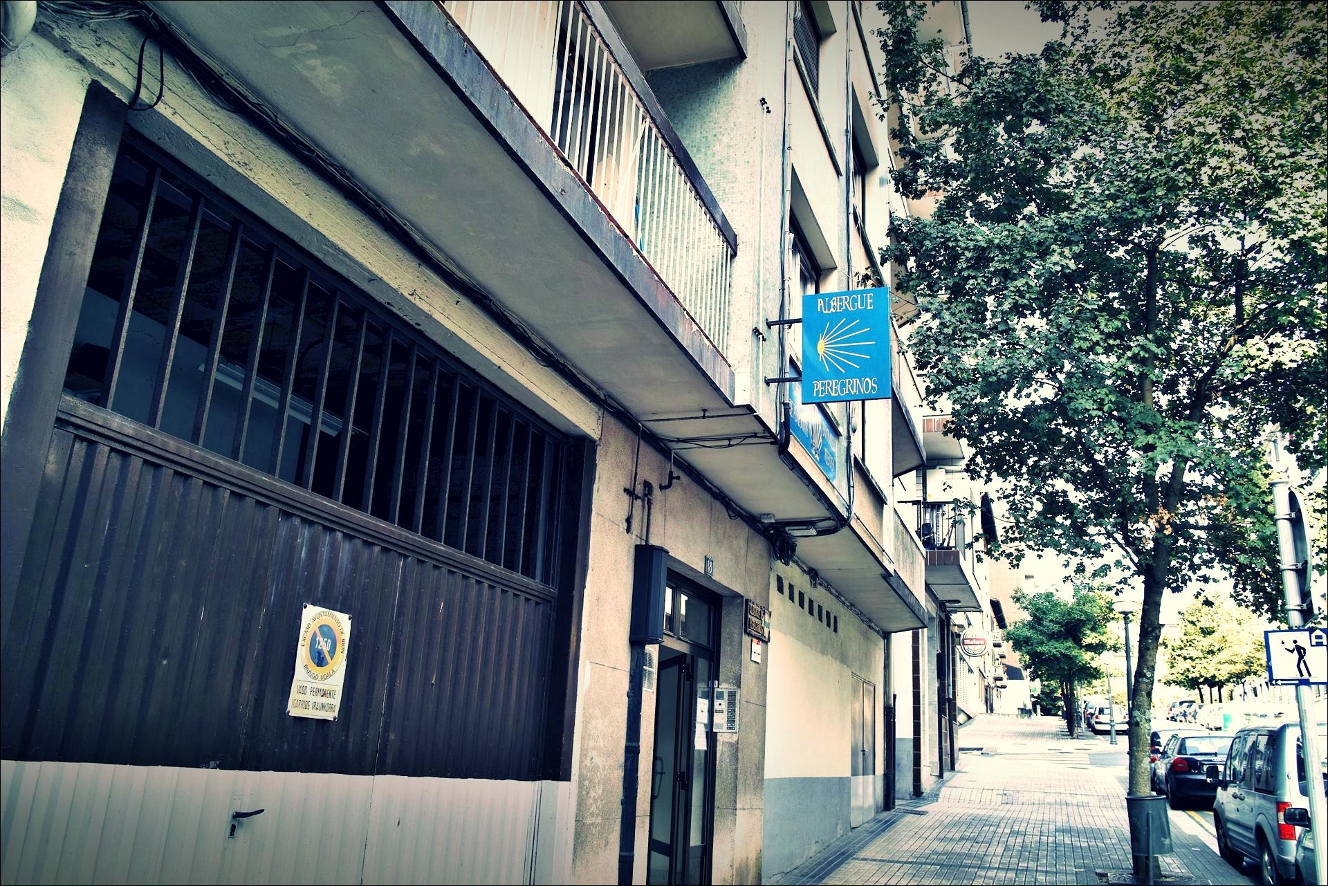 이룬 순례자 숙소-'이룬에서 산 세바스티안 까지. 카미노 데 산티아고 북쪽길(Camino del Norte - Irun to San Sebastian)'