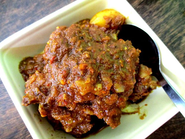Payung Bangladeshi lamb curry