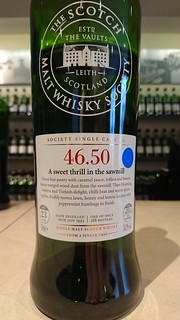 SMWS 46.50 - A sweet thrill in the sawmill