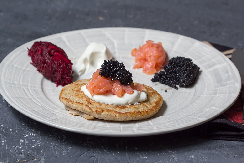 finnische Blini via lunchforone