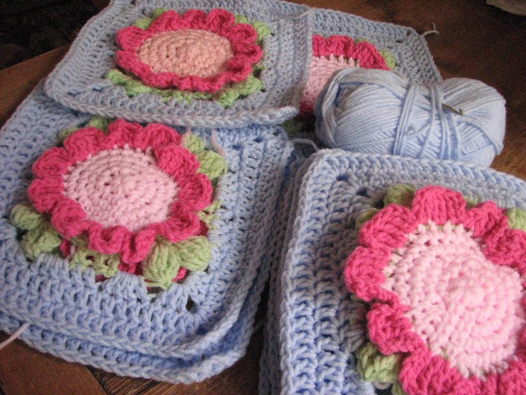 Crochet Afgna