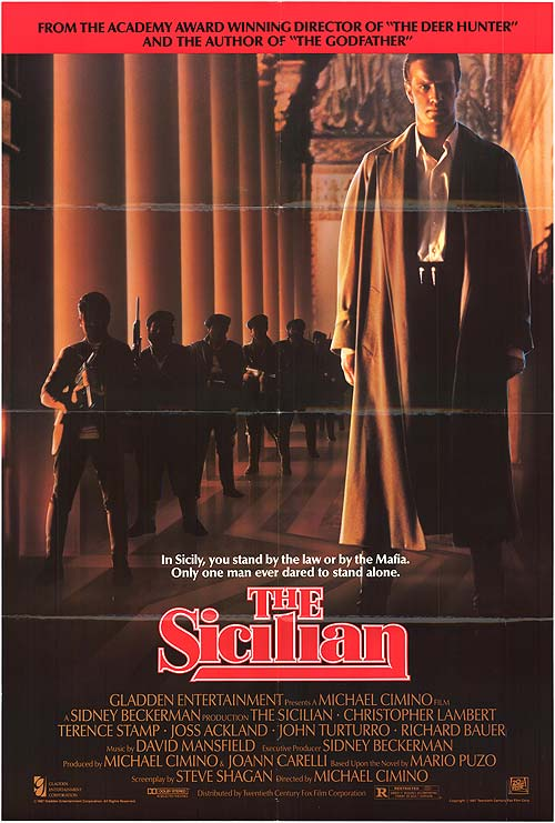 The Sicilian - Poster 1