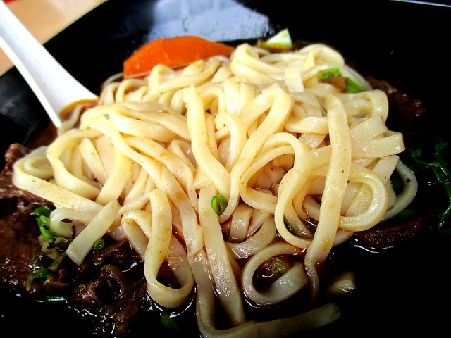 Own handmade noodles