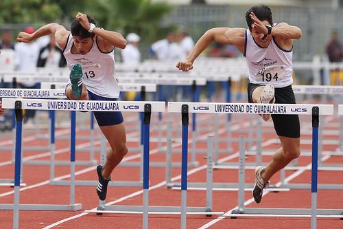 En Culiacán el atletismo y voli de Olimpiada Estatal