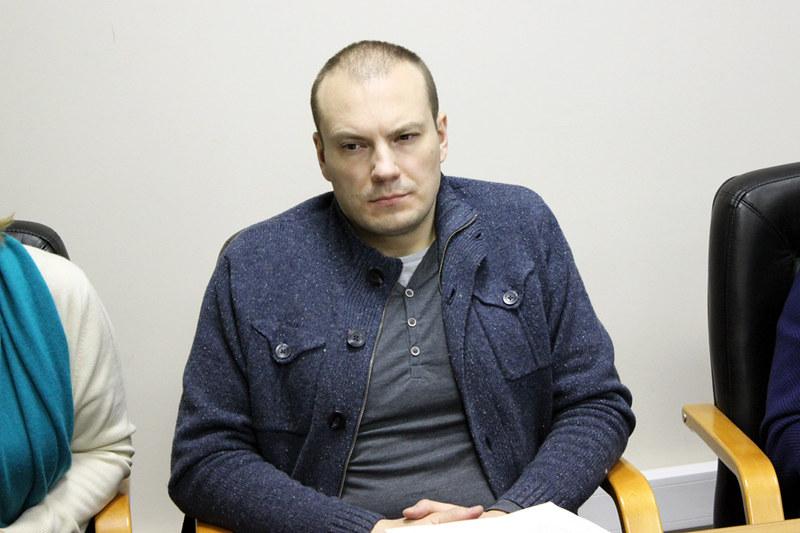 "Александр Пигарев, Агентство ""Желдорпресс-ГП"""