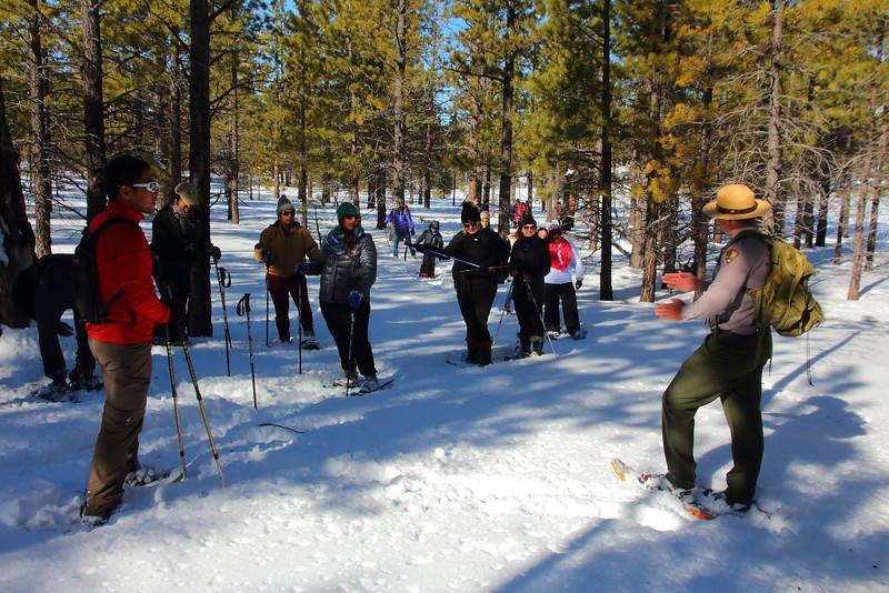 IMG_9085 Ranger-Led Snowshoe Walk