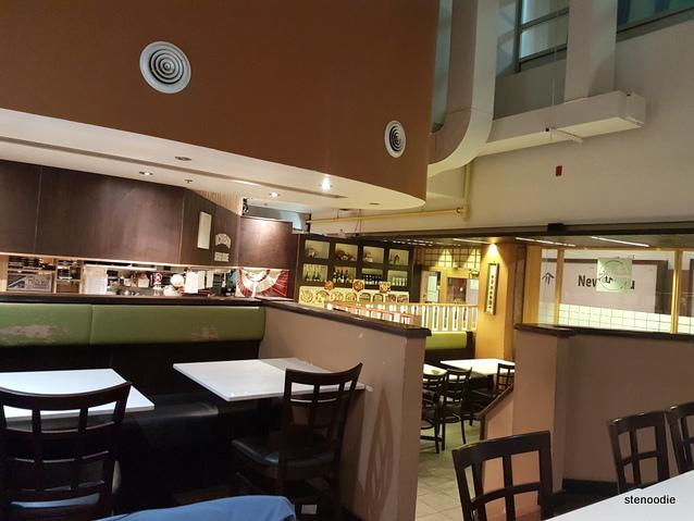 Ichiban Fish House Japanese Restaurant interior