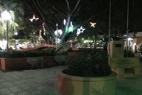 34 - Park@Night - Jarabacoa