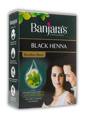 Banjaras Black Henna
