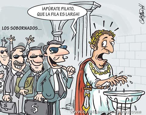 Como Pilatos