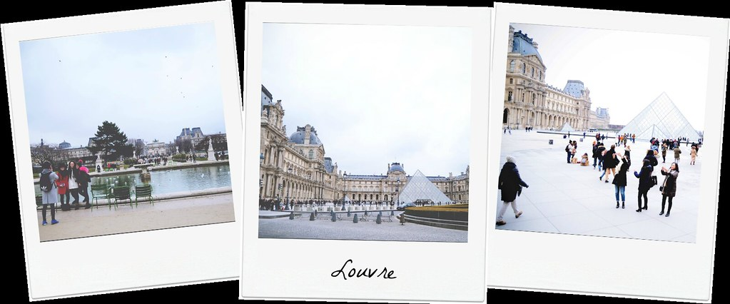 The Paris Diaries - Louvre | via It's Travel O'Clock