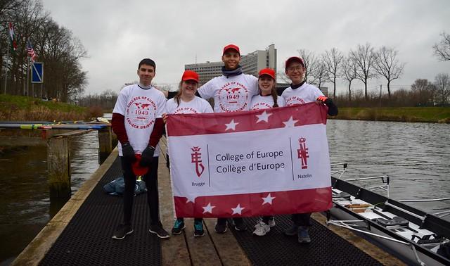Rowing Boat Race Bruges