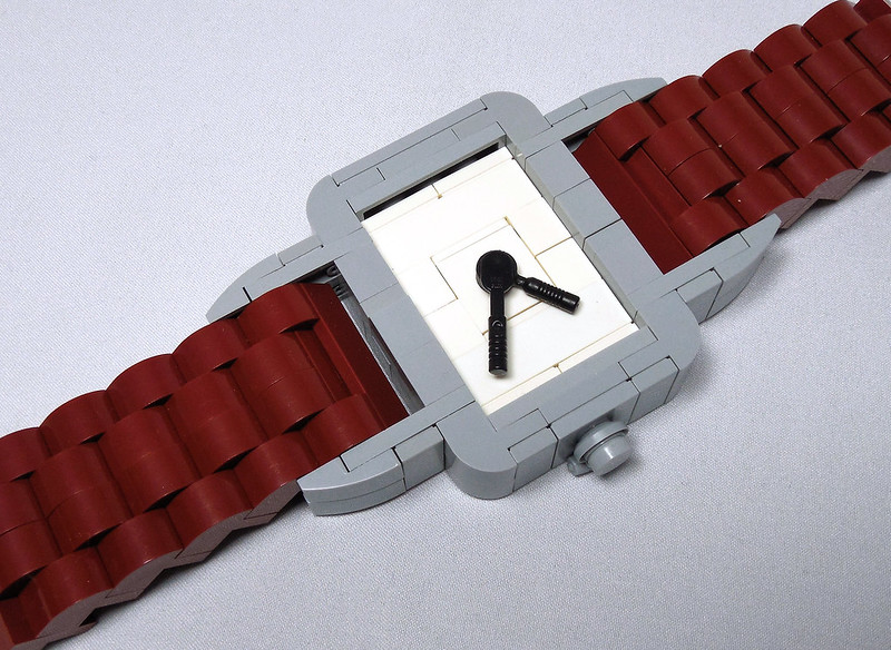 LEGO® MOC by Vitreolum: Watch