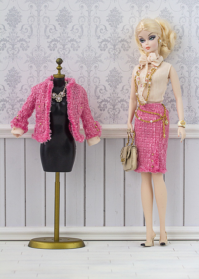 Barbie Silkstone M4969