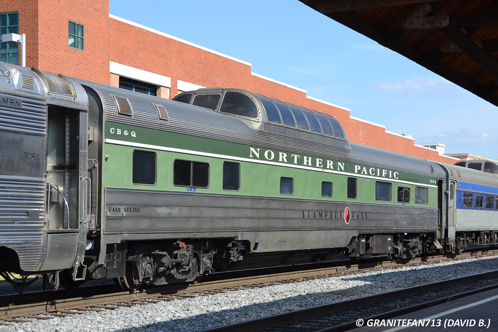 Northern Pacific Dome Car Trucks Buses Amp Trains By