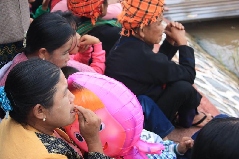 В ожидании фестиваля Паунгдо У