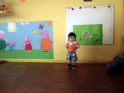 Armando el arbolito de pacua diciembre 2015 childrens - Arbolitos para jardin ...